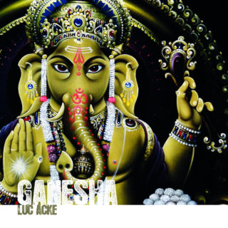 Ganesha CD by Luc Acke Co- Produced by - Spring Groove
